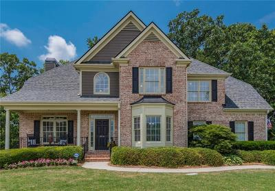 Grayson Single Family Home For Sale: 1752 Sweet Branch Trail