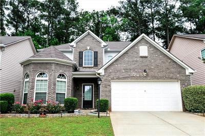 Tucker Single Family Home For Sale: 6614 Mimosa Circle