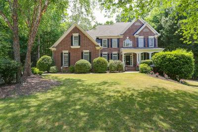 Duluth Single Family Home For Sale: 215 Ketton Crossing