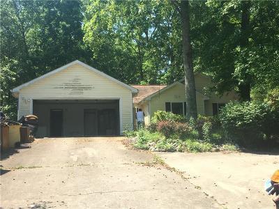 Stockbridge Single Family Home For Sale: 243 Northbridge Drive