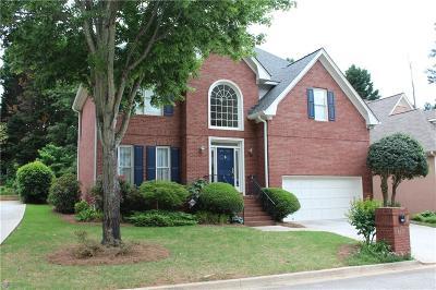 Tucker Single Family Home For Sale: 2515 Summeroak Drive