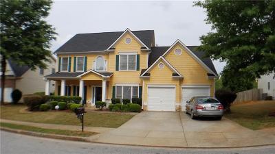 Powder Springs Single Family Home For Sale: 5540 Wheatfield Lane