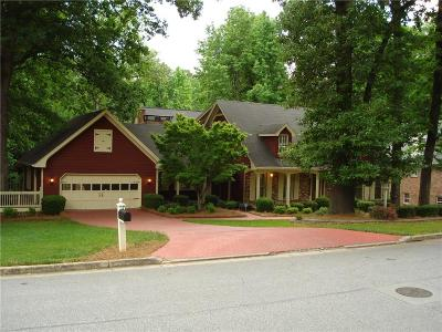 Tucker Single Family Home For Sale: 4062 Northlake Creek Cove