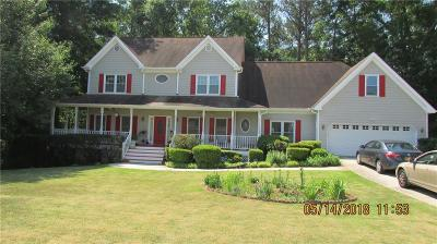 Snellville Single Family Home For Sale: 3902 Laurel Bend Court