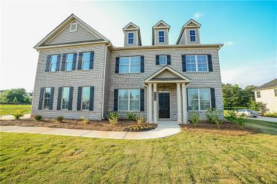 McDonough Single Family Home For Sale: 125 Gambier Cove