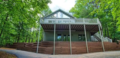 Big Canoe Single Family Home For Sale: 2345 Quail Cove Trail