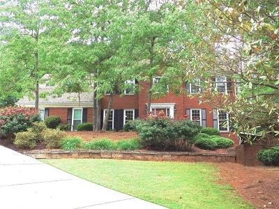 Marietta Single Family Home For Sale: 2237 Chadds Creek Drive