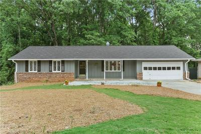 Single Family Home For Sale: 3016 Sumac Drive
