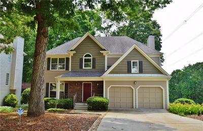 Suwanee Single Family Home For Sale: 2592 Collins Port Cove