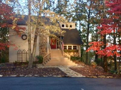Lake Arrowhead Single Family Home For Sale: 161 Ponderosa Lane