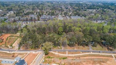 Alpharetta Residential Lots & Land For Sale: 296 Thompson Street