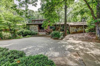 Sandy Springs Single Family Home For Sale: 9480 Huntcliff Trace