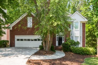 Johns Creek Single Family Home For Sale: 330 Medridge Drive