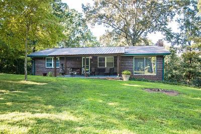 Jasper Single Family Home For Sale: 314 Lower Grandview Road