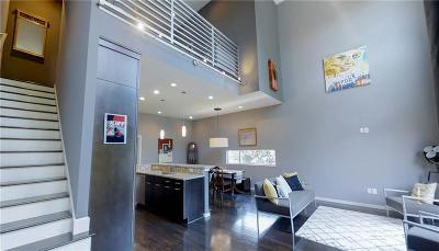 Atlanta Condo/Townhouse For Sale: 201 Howard Street SE #5
