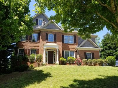 Buford Single Family Home For Sale: 4004 Lost Oak Drive