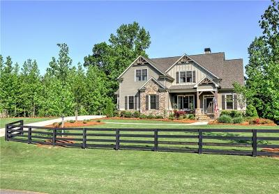 Cherokee County Single Family Home For Sale: 200 Maggies Road