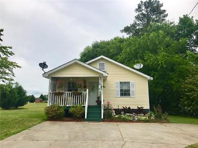 Adairsville Single Family Home For Sale: 837 Miller Ferry Road SW