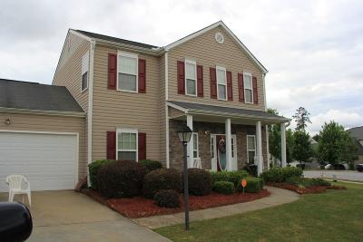 Loganville Single Family Home For Sale: 3903 Willow Fields Court