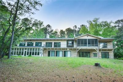 Single Family Home For Sale: 2101 Poplar Falls Road