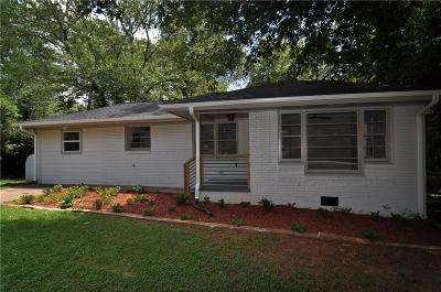 Decatur GA Single Family Home For Sale: $219,900