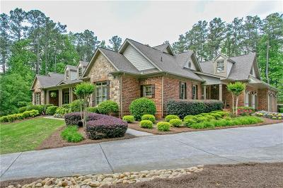 Acworth Single Family Home For Sale: 5348 Hill Road