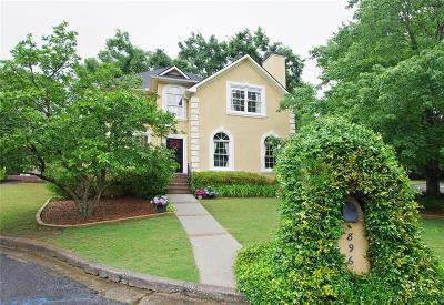 Decatur Single Family Home For Sale: 896 Heritage Place