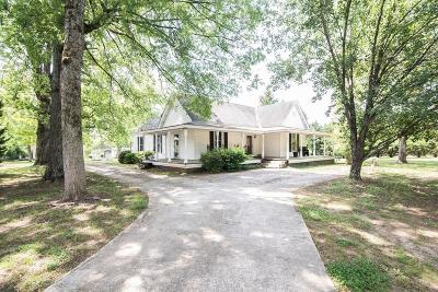 Rockmart Single Family Home For Sale: 24 Hendrix Road