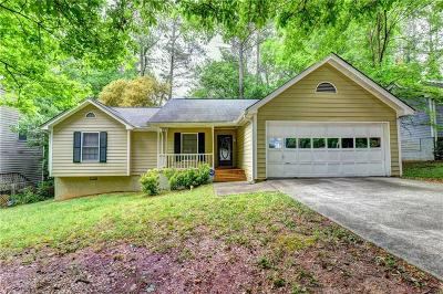 Snellville Single Family Home For Sale: 4300 Cary Drive