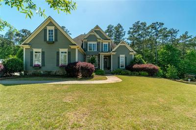 Marietta Single Family Home For Sale: 777 Brokenwood Trail NW