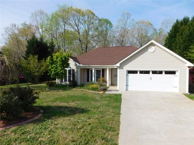 Winder Single Family Home For Sale: 548 Oxford Ridge