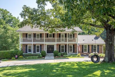 Dunwoody Single Family Home For Sale: 5237 Forest Springs Drive