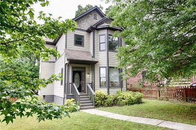 Atlanta Single Family Home For Sale: 1620 Hosea L Williams Drive NE