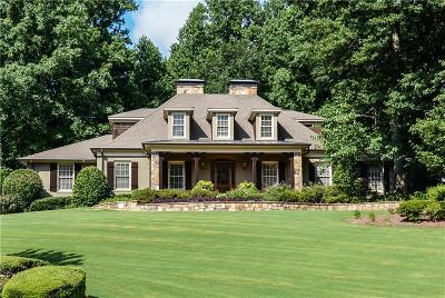 Sandy Springs Single Family Home For Sale: 1185 Kingston Drive