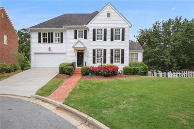 Brookhaven Single Family Home For Sale: 1185 Village Cove NE