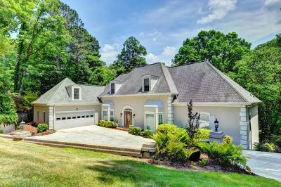 Sandy Springs Single Family Home For Sale: 9580 Marsh Cove Court