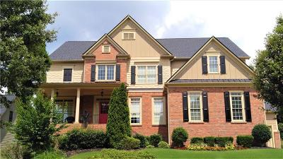 Flowery Branch Single Family Home For Sale: 7326 Lazy Hammock Way