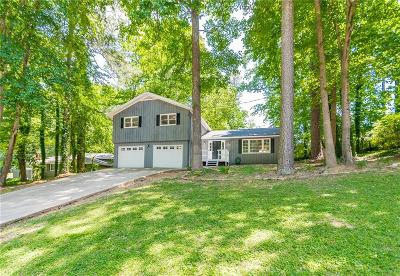 Dunwoody Single Family Home For Sale: 4481 Sudbury Road