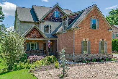 Flowery Branch Single Family Home For Sale: 6233 Bell Drive