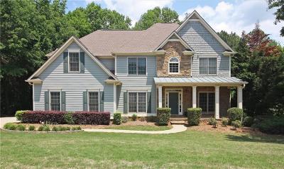 Forsyth County Single Family Home For Sale: 9555 Old Riverside Lane