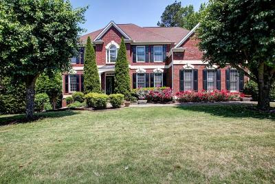 Cherokee County Single Family Home For Sale: 627 Gold Valley Pass