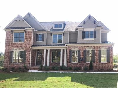 Flowery Branch Single Family Home For Sale: 6742 Trail Side Drive