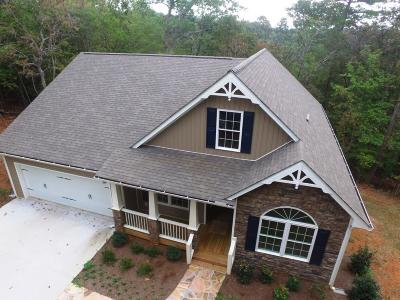 Lumpkin County Single Family Home For Sale: 859 Timberlane Drive