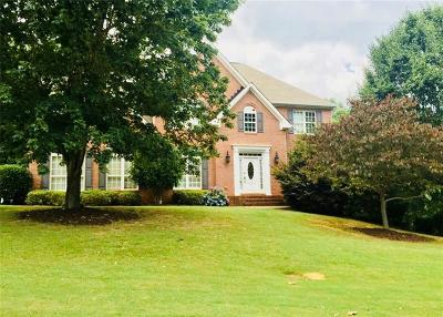 Buford Single Family Home For Sale: 3658 Silver Fox Path