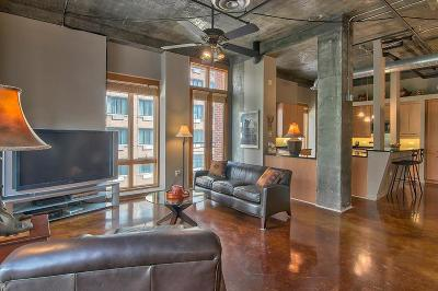 Atlanta Condo/Townhouse For Sale: 123 Luckie Street NW #2511