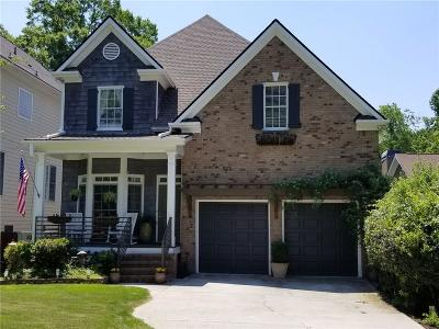 Brookhaven Single Family Home For Sale: 1097 Standard Drive NE