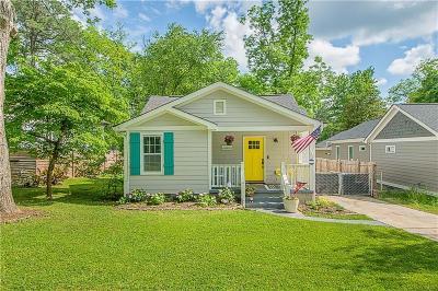 Atlanta Single Family Home For Sale: 1673 Stanwood Avenue SE