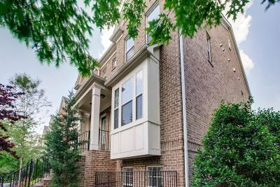 Sandy Springs Condo/Townhouse For Sale: 465 Alderwood Street