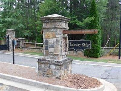 Lawrenceville Residential Lots & Land For Sale: 1525 Tapestry Ridge