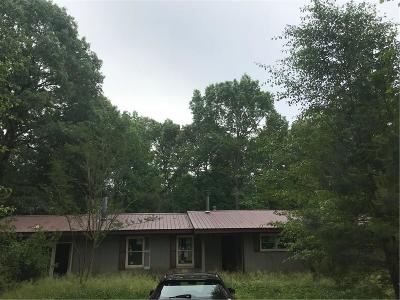 Ellijay Single Family Home For Sale: 521 Old Round Top Road